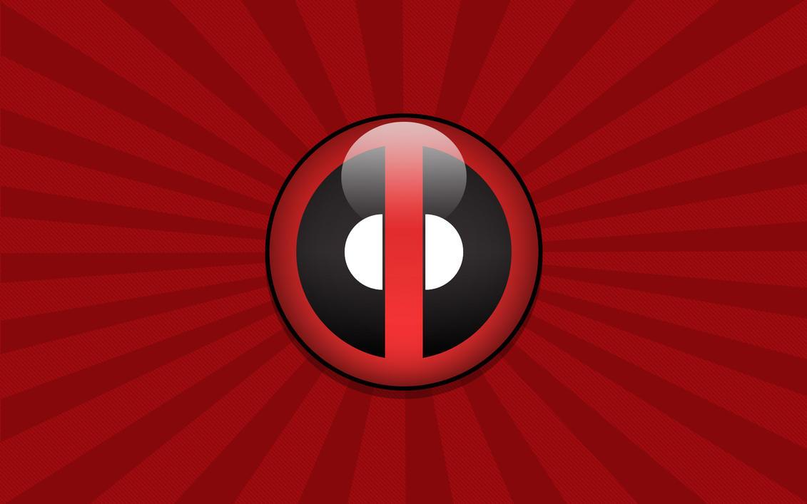 Great Wallpaper Logo Deadpool - deadpool_logo_02_wallpaper_by_namelessv1  2018_59670.jpg