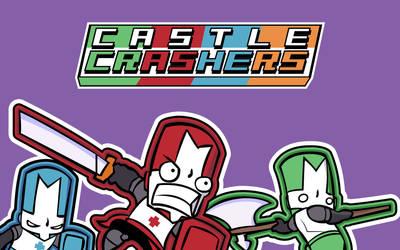 Castle Crashers Widescreen
