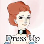 18th Century Dress Up Doll