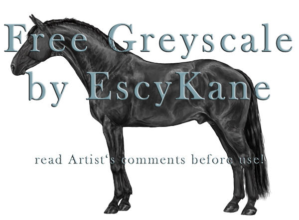 MURPHY'S LAW GREYSCALE by EscyKane
