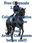 Free Greyscale Layers Dressage