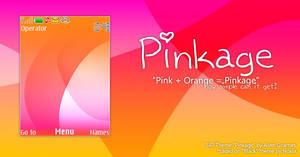 Pinkage S40 Theme