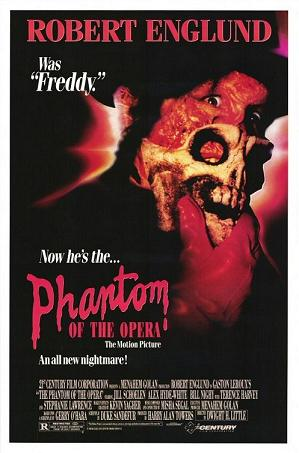 The Phantom of the Opera (1989) Review by Movie-Man on DeviantArt