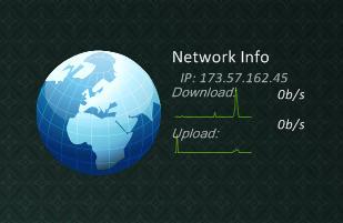 Network info by minhtrimatrix