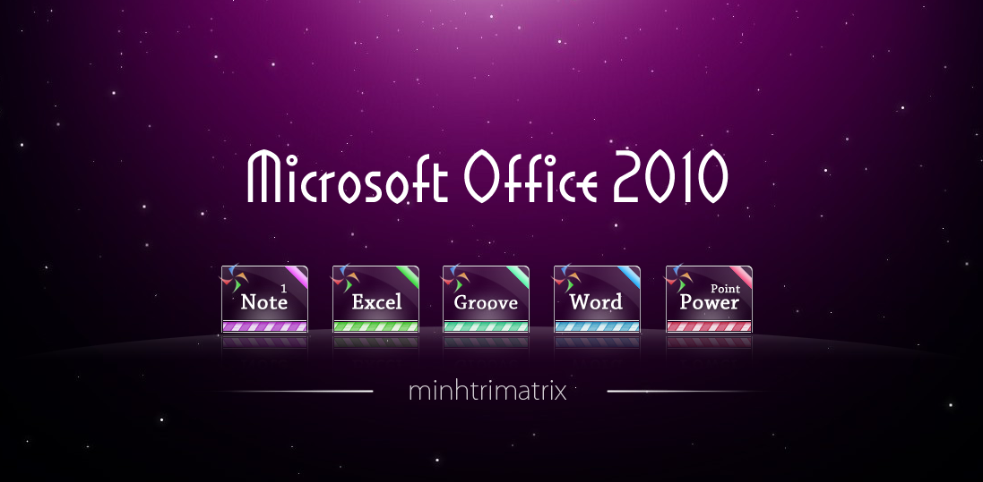 Office 2010 Icons By Minhtrimatrix On Deviantart