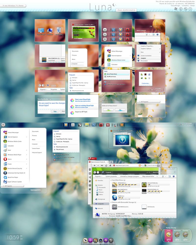 Mac Purple | Windows 7 - AmberTutoss