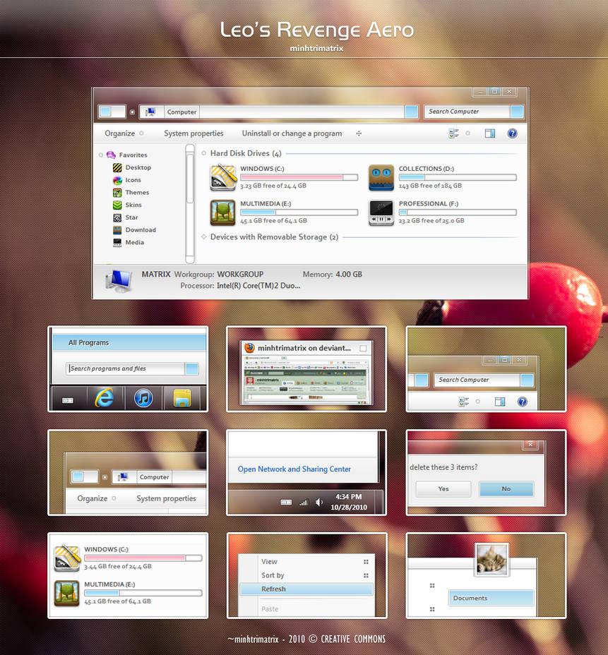 Leo's Revenge for Windows 7