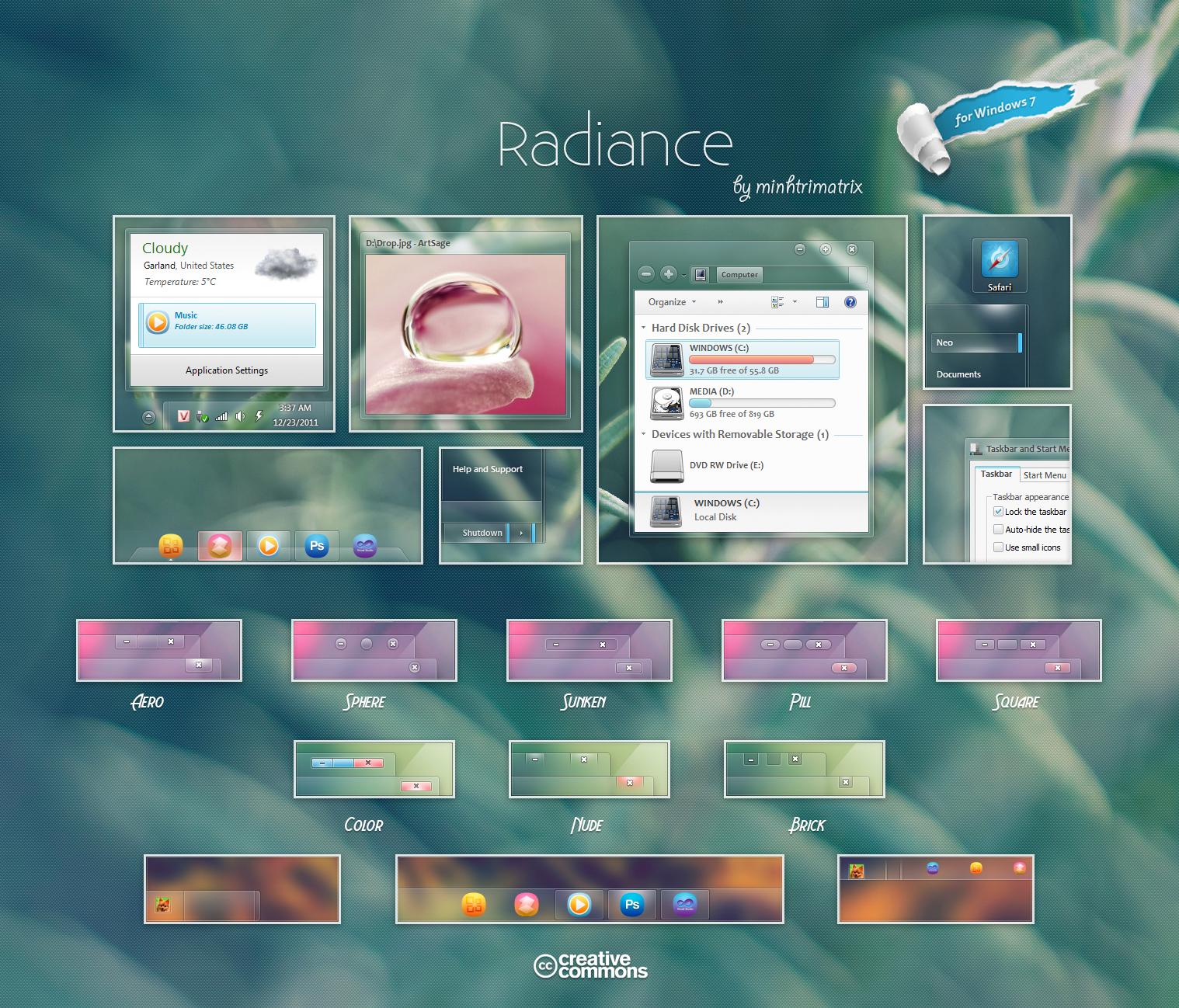 Radiance by minhtrimatrix