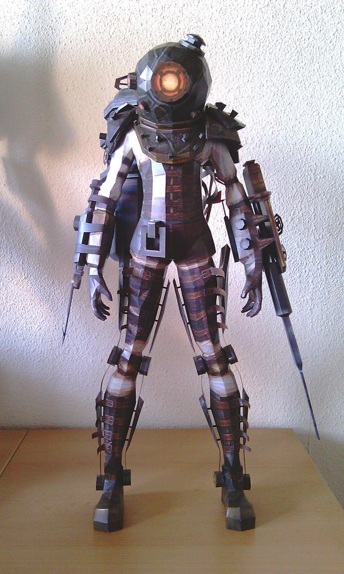 BioShock 2 - Bigsister - a by Destro2k
