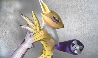 Renamon Pdf by Destro2k
