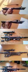 Sinanju - Beam-Rifle by Destro2k