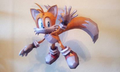 Tails the Fox - a
