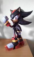 Shadow the Hedgehog - a