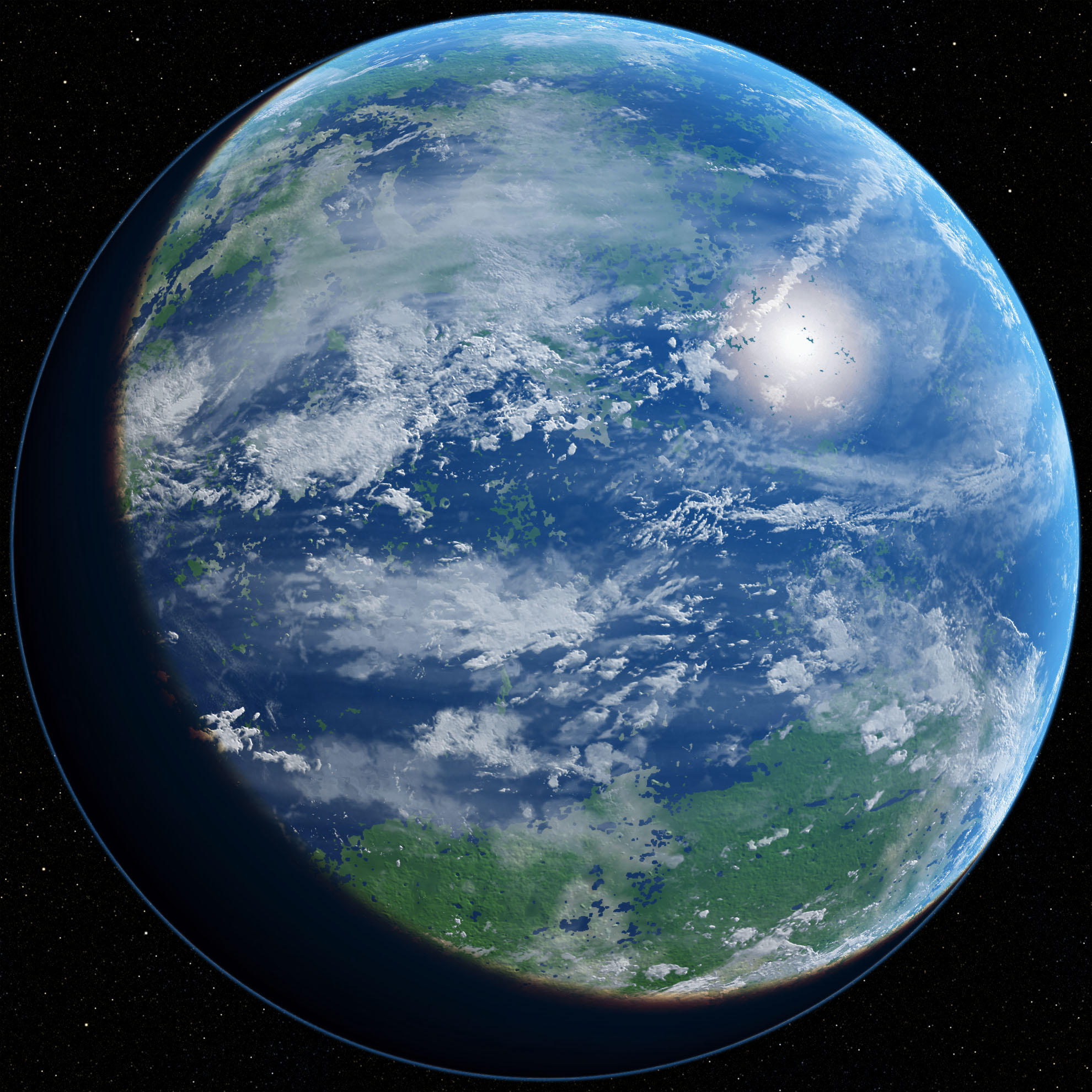 Terran Planet Stock by TBH-1138 on DeviantArt
