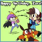 Happy Birthday, Zero!