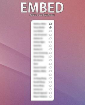 Embed - A.C.E.