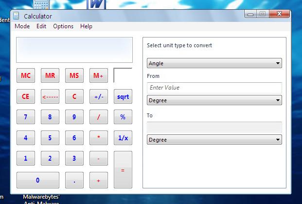 Windows 7 calculator for XP by sid-crafty on DeviantArt