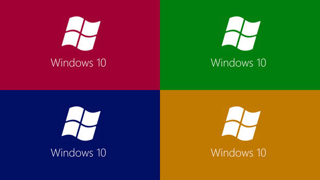 Windows 10 Old Colors Wallpapers