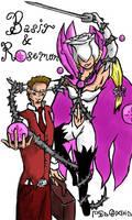 Basir and Rosemon