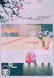 pretty textures VOL. 2 by misspainiac