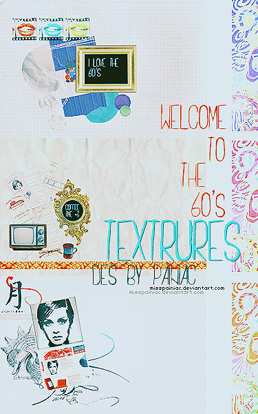 pretty textures VOL. 3 by misspainiac