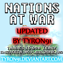 Minecraft: NATIONS AT WAR 1.5.2 (32x32) by Tyron91