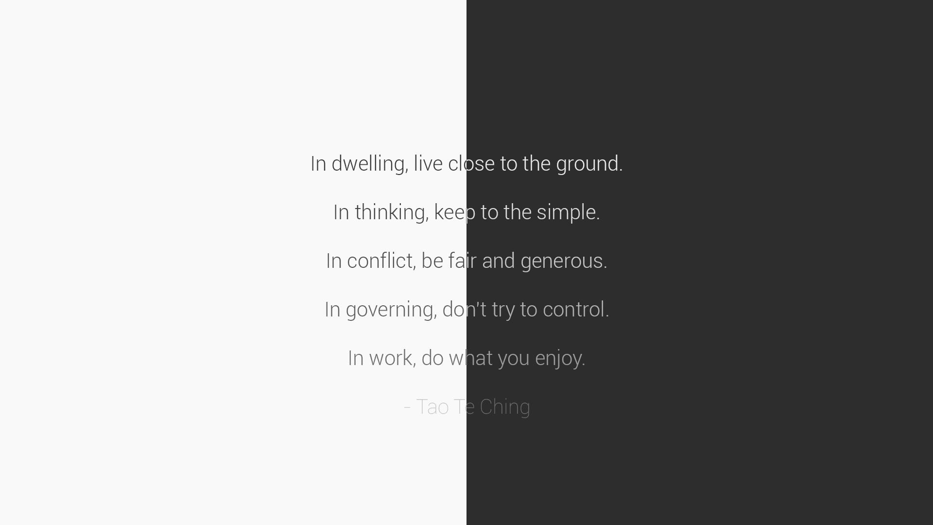 ying yang quotes quotesgram