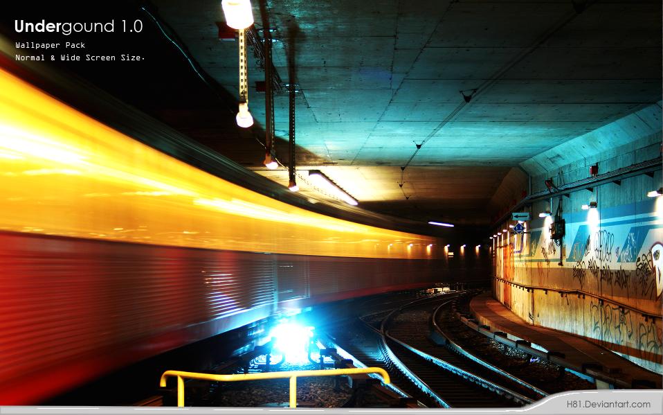Underground 1.0 by Hemingway81
