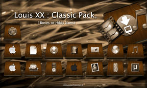 Louis XX: Classic Pack by Hemingway81