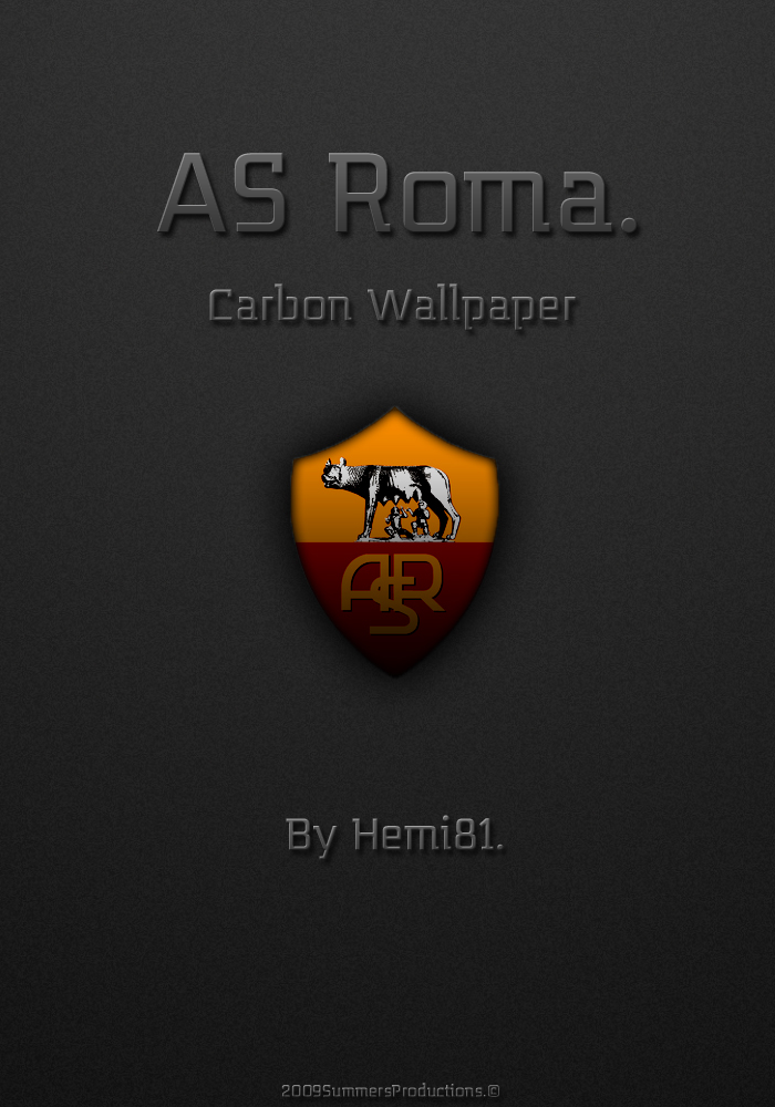 As Roma Carbon Wallpaper By Hemingway81 On Deviantart