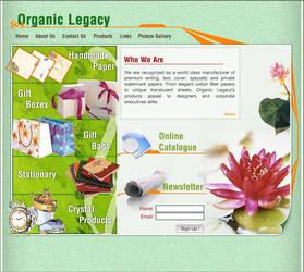 Organic Legacy, Flash Animated by vinkrins