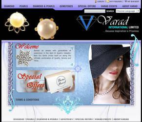 Varad Opening page by vinkrins