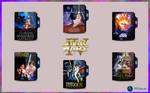 Star Wars IV A New Hope Folder Icon by mena7