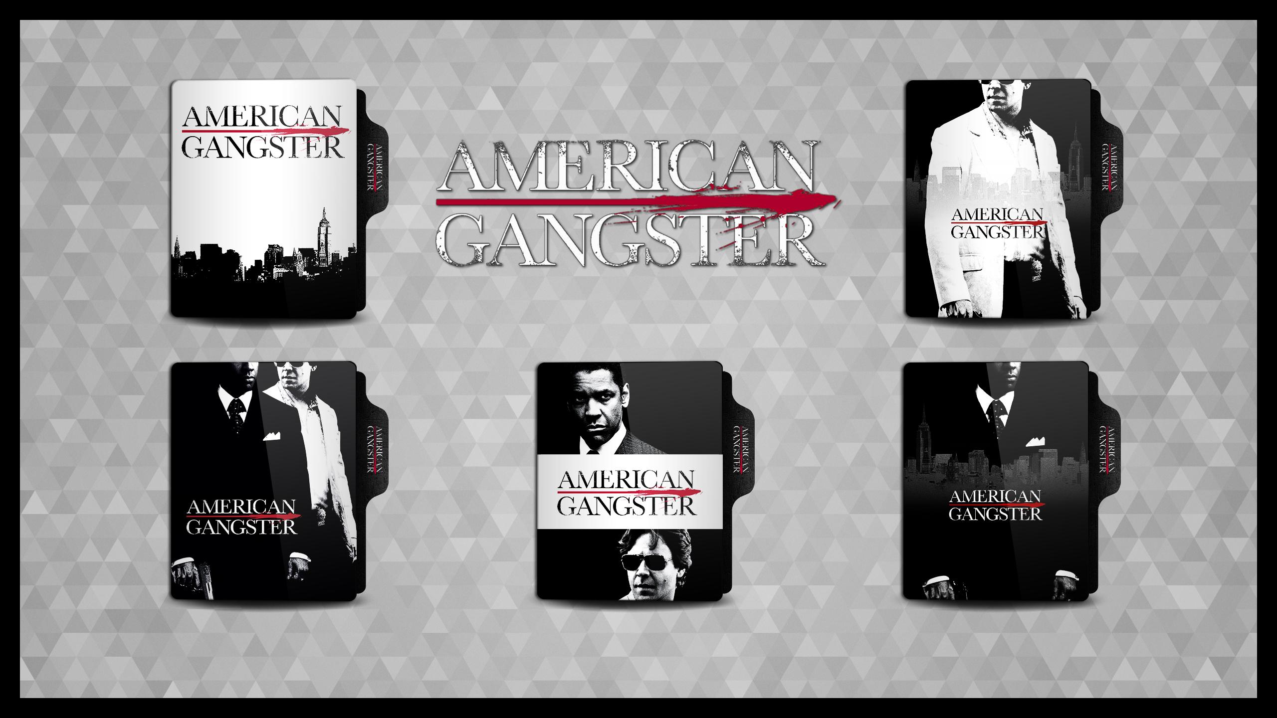 American Gangster 2007 Folder Icon By Mena7 On Deviantart