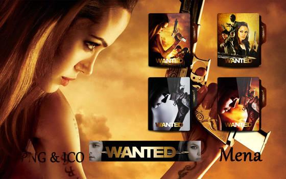 Wanted Folder Icon