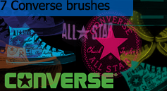 Converse Brushes by Oamazing