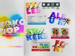 .KOKOBOP PACK   album, styles, stickers.