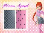 Bloom spirit school patterns