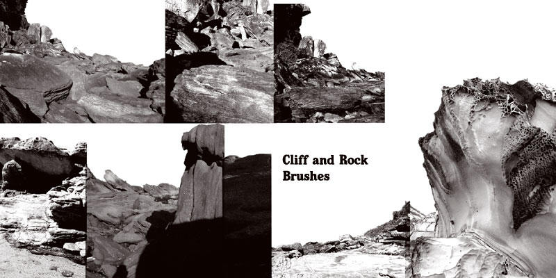 Rock Brushes by prudentia
