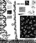 Fabric Pattern Brushes