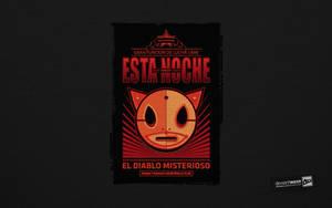 El Diablo Misterioso_Wallpaper by deviantWEAR