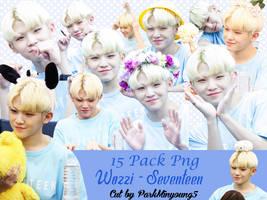 [PACK RENDER #04] [15 Png Pack] Wozzi - Seventeen