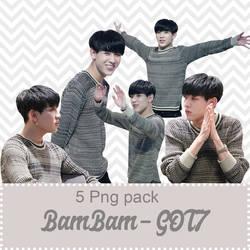 [PACK RENDER #05] BamBam - GOT7
