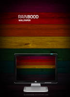 Rainbood WallpaperPack by alexdesigns