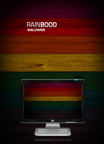 Rainbood WallpaperPack by alexdesigns