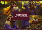 PSD 2 - Autumn Girl