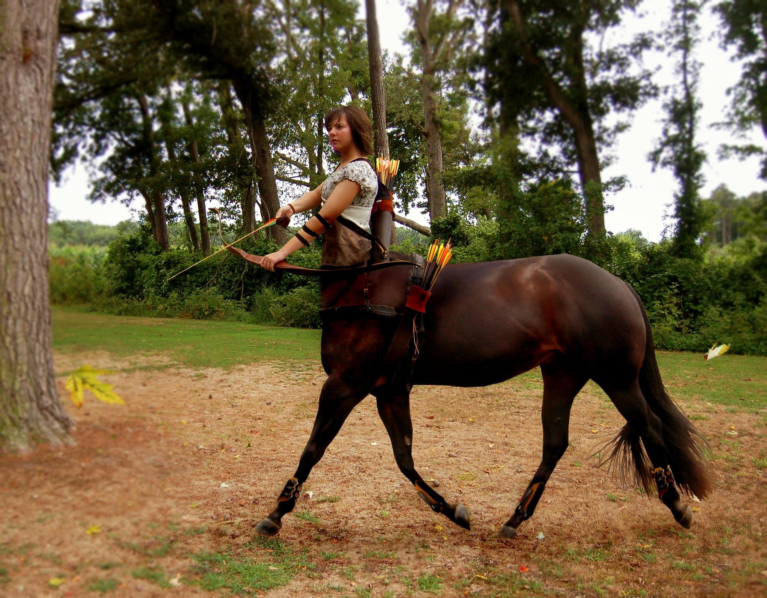 Centauress Protector by fares002 on DeviantArt