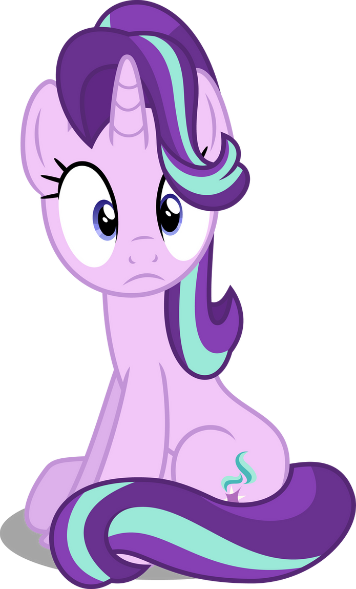 Starlight's Utterly Confused by itv-canterlot