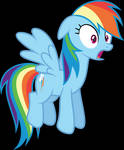 Shocked Rainbow