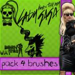 Brushes Born This Way